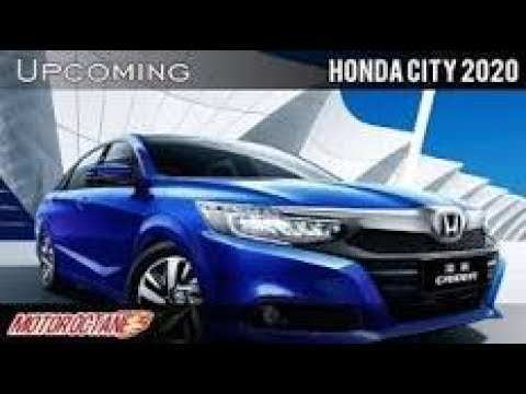 53 Concept of Honda City 2020 Youtube Overview for Honda City 2020 Youtube