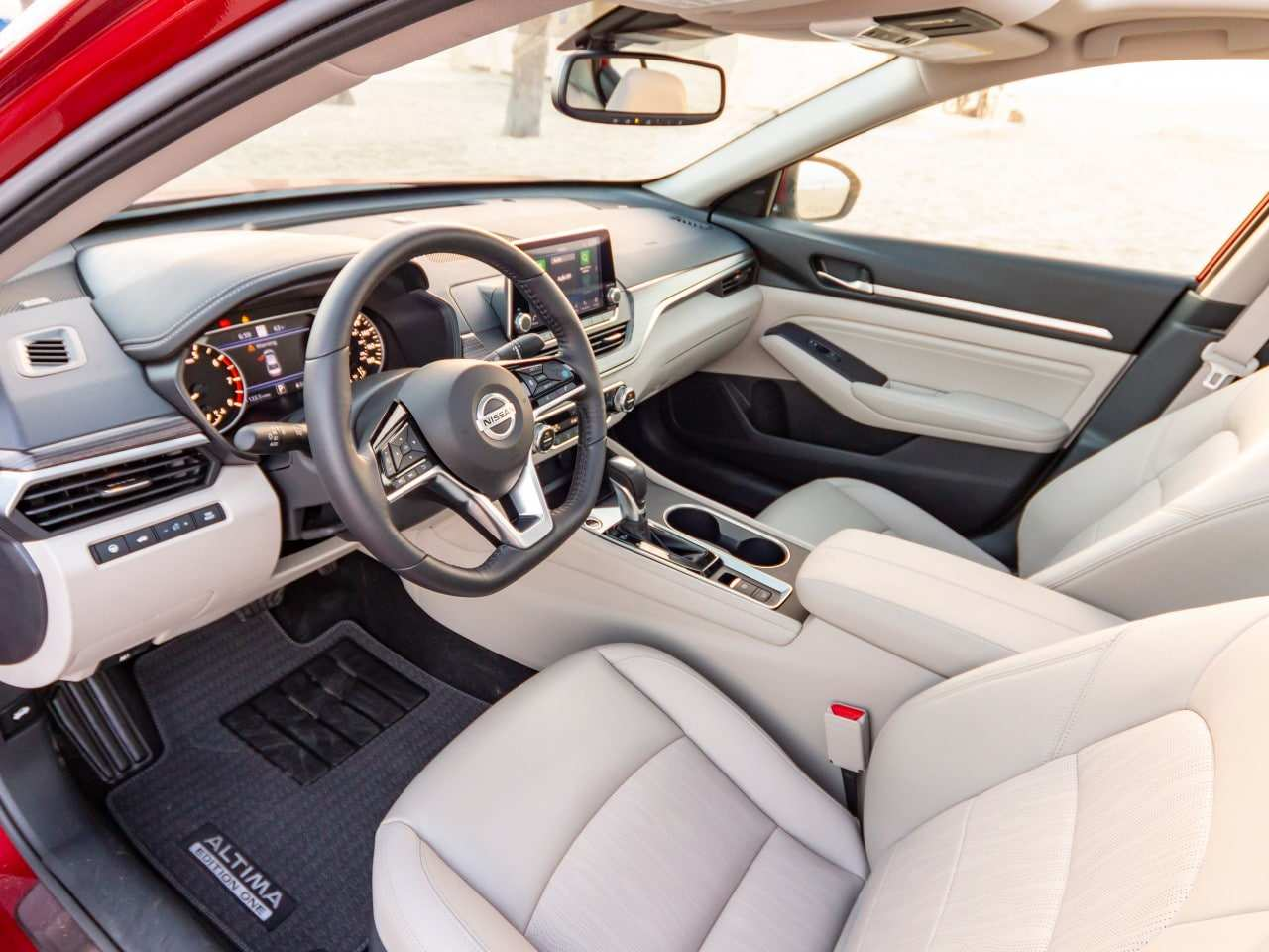 53 Great 2019 Nissan Altima Interior Review by 2019 Nissan Altima Interior
