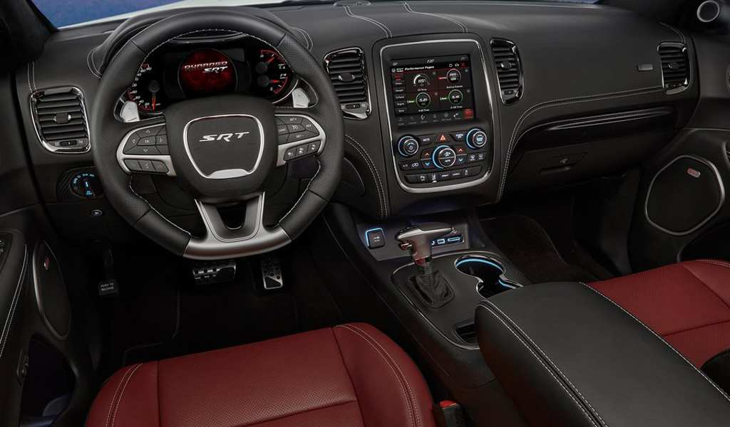 53 Great 2020 Dodge Durango Interior Exterior by 2020 Dodge Durango Interior