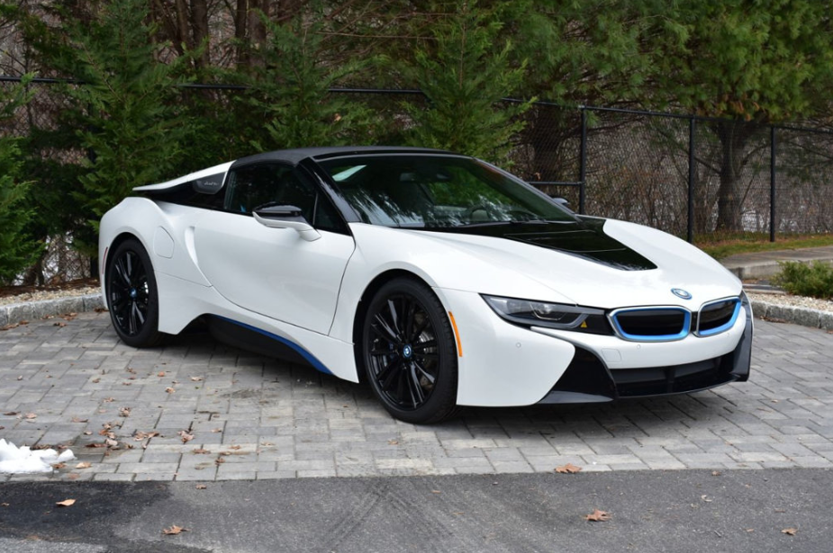 53 Great Bmw I8 2020 Specs and Review with Bmw I8 2020