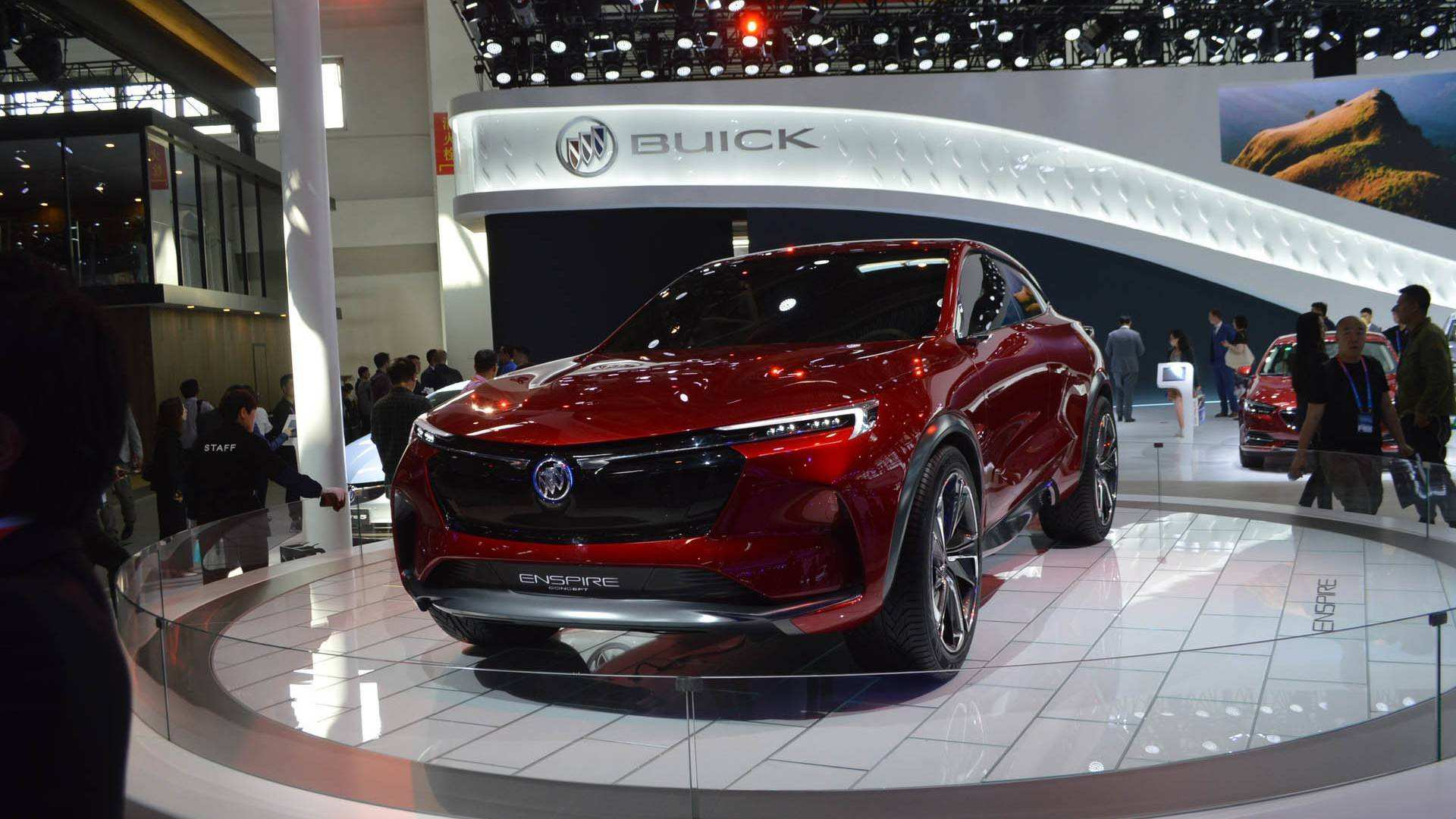 53 New 2020 Buick Enspire New Concept with 2020 Buick Enspire