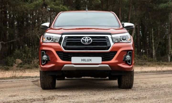 53 New Toyota Hilux 2020 Usa Redesign and Concept with Toyota Hilux 2020 Usa