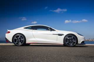 53 The 2019 Aston Martin Vanquish Style for 2019 Aston Martin Vanquish