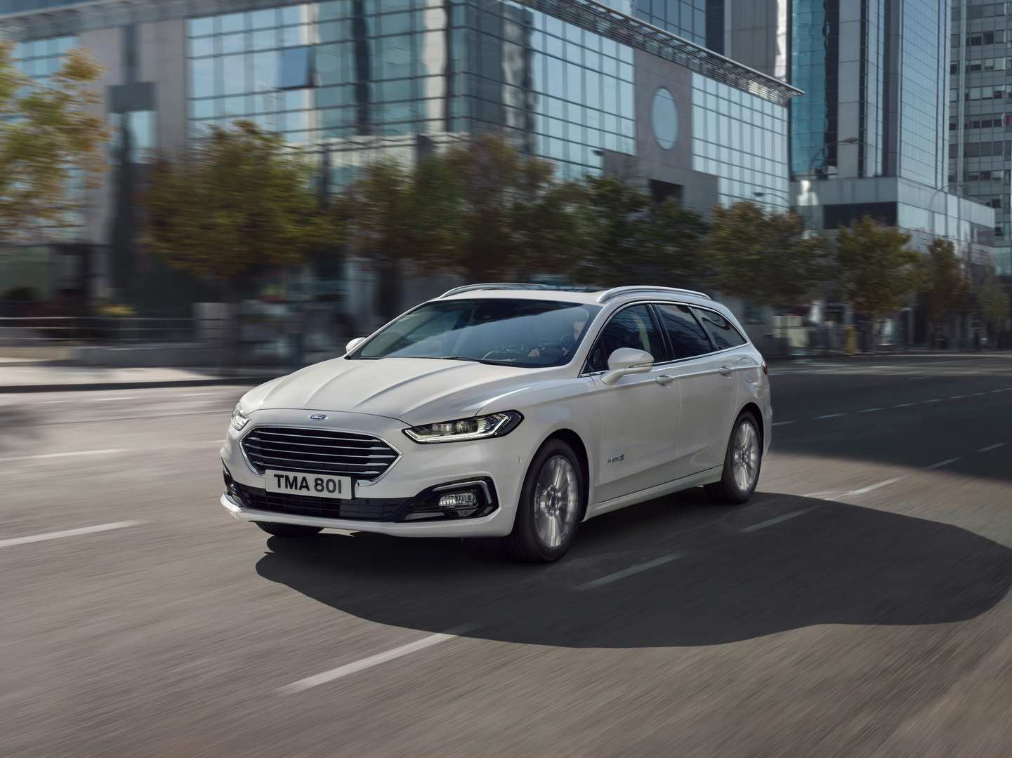 53 The 2019 Ford Mondeo Exterior by 2019 Ford Mondeo