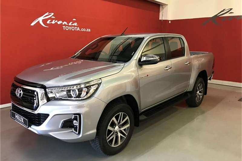 53 The 2019 Toyota Hilux New Concept with 2019 Toyota Hilux