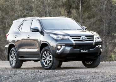 54 All New 2019 Toyota Fortuner Release Date for 2019 Toyota Fortuner
