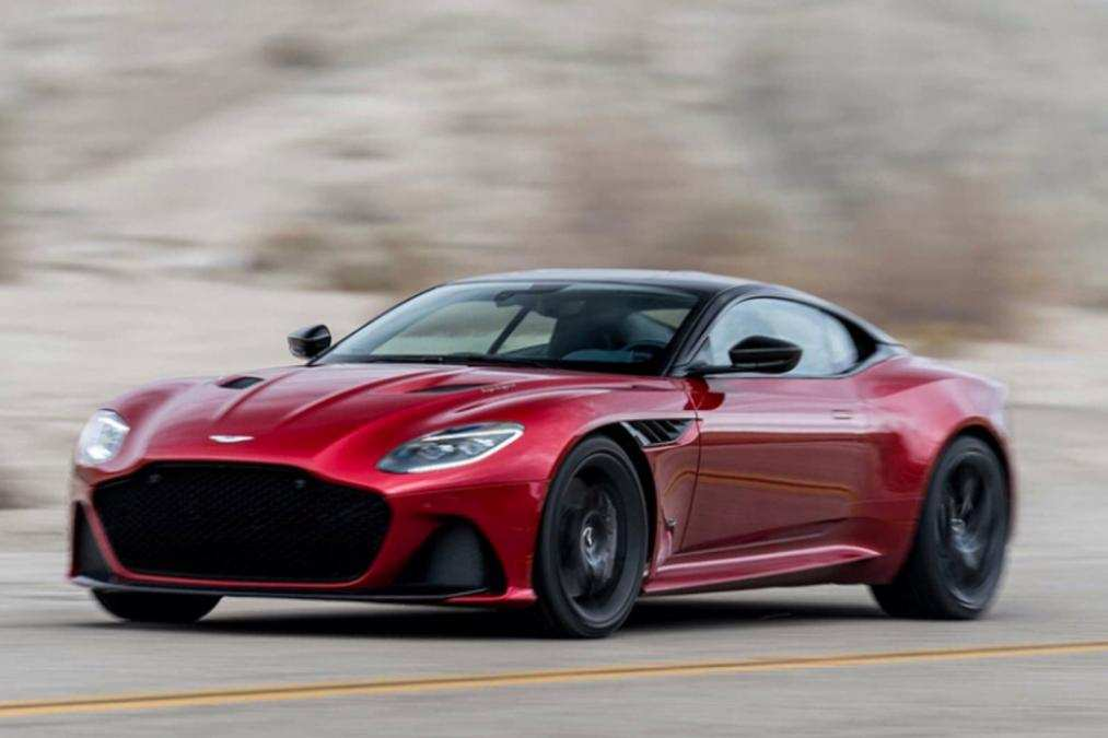 54 Best Review 2019 Aston Martin Vanquish New Concept for 2019 Aston Martin Vanquish