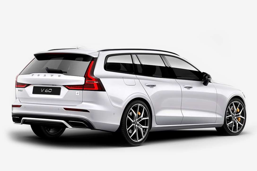 54 Best Review 2020 Volvo V60 Wagon Configurations with 2020 Volvo V60 Wagon