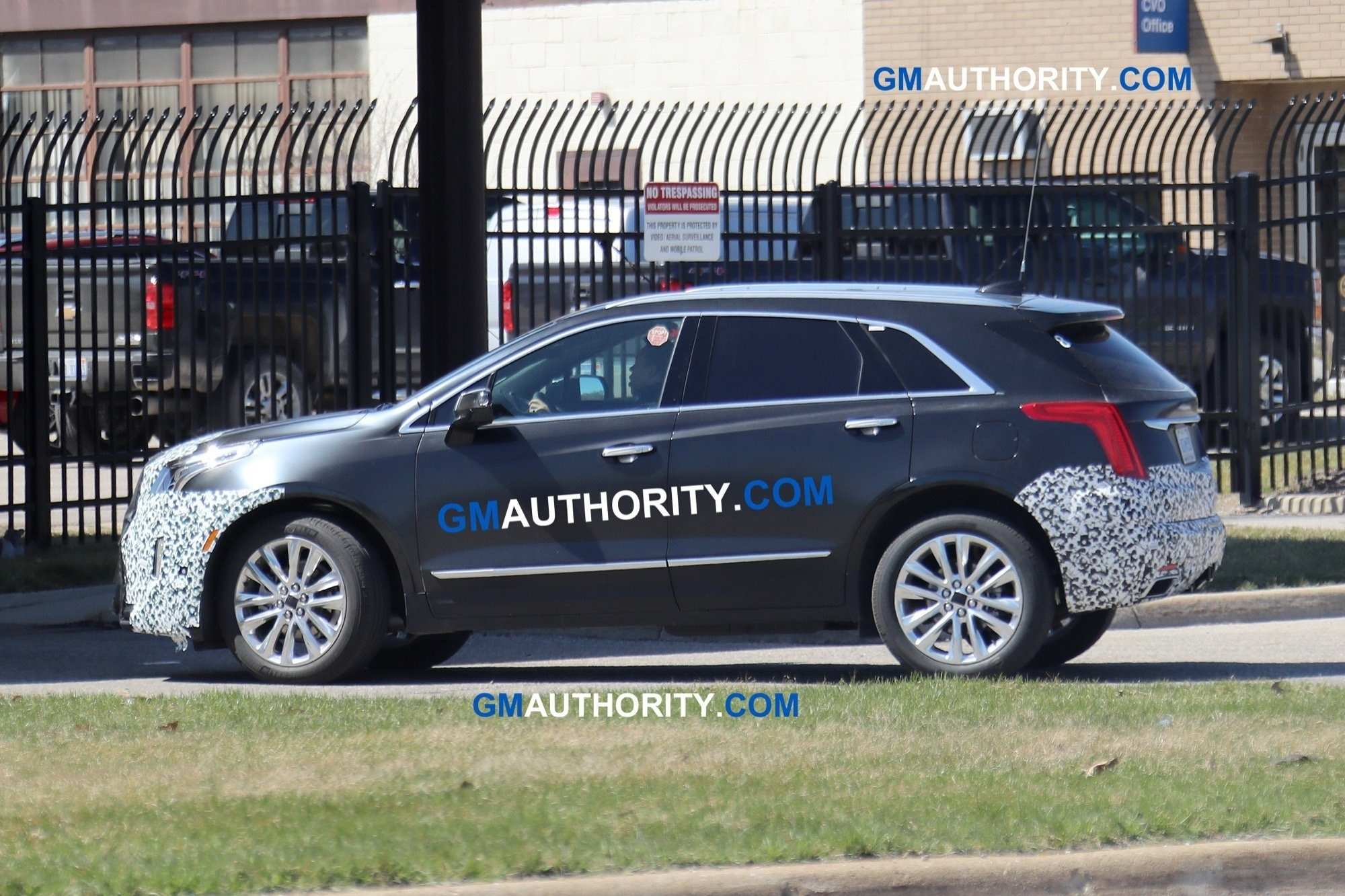 54 Concept of 2019 Spy Shots Cadillac Xt5 Configurations with 2019 Spy Shots Cadillac Xt5