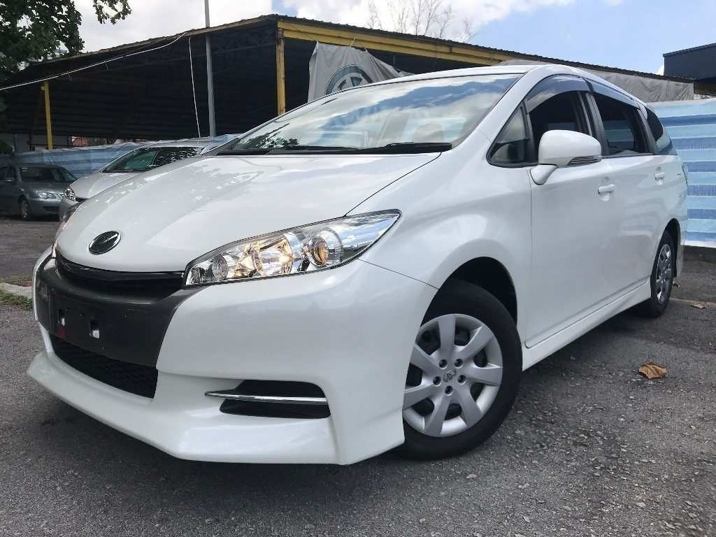 2020 New Toyota Wish Price, Design and Review