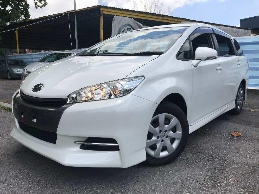 2020 New Toyota Wish Ratings