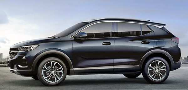 54 Concept of Buick Encore 2020 Redesign for Buick Encore 2020