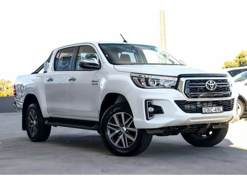 54 Gallery of 2019 Toyota Hilux Price and Review by 2019 Toyota Hilux