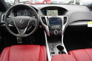 54 Great 2020 Acura Tlx Interior New Concept for 2020 Acura Tlx Interior