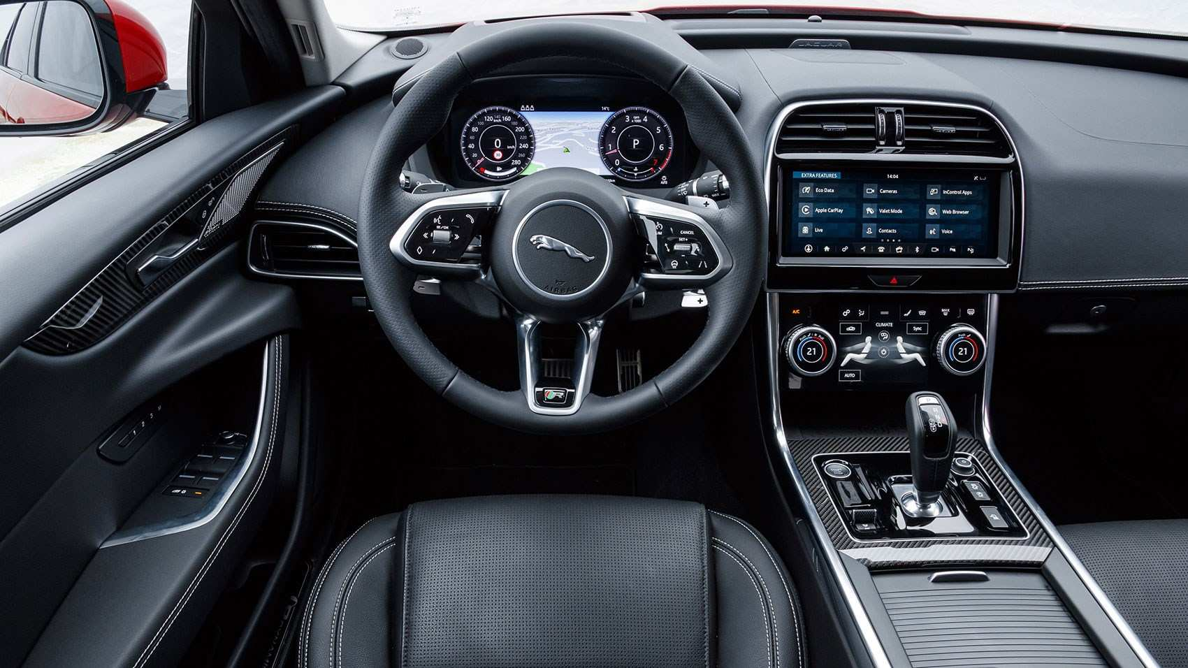 54 Great New Jaguar Xe 2020 Interior Wallpaper By New Jaguar Xe 2020 Interior Car Review Car Review