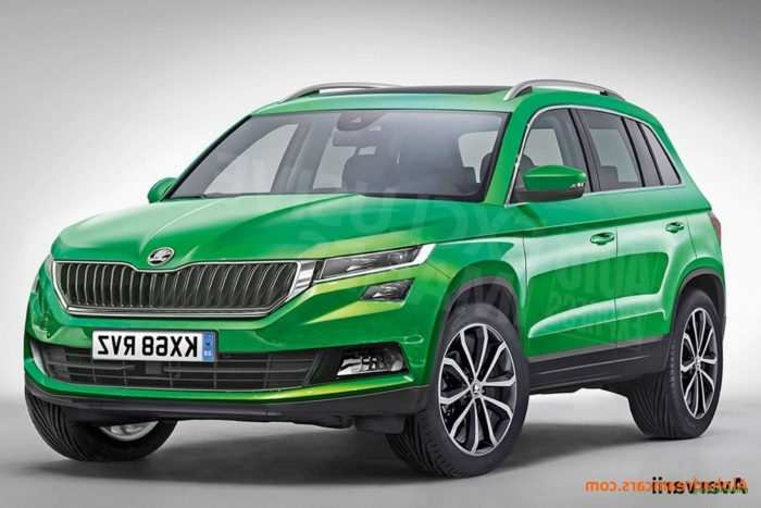 54 New 2019 Skoda Snowman Full Preview History for 2019 Skoda Snowman Full Preview