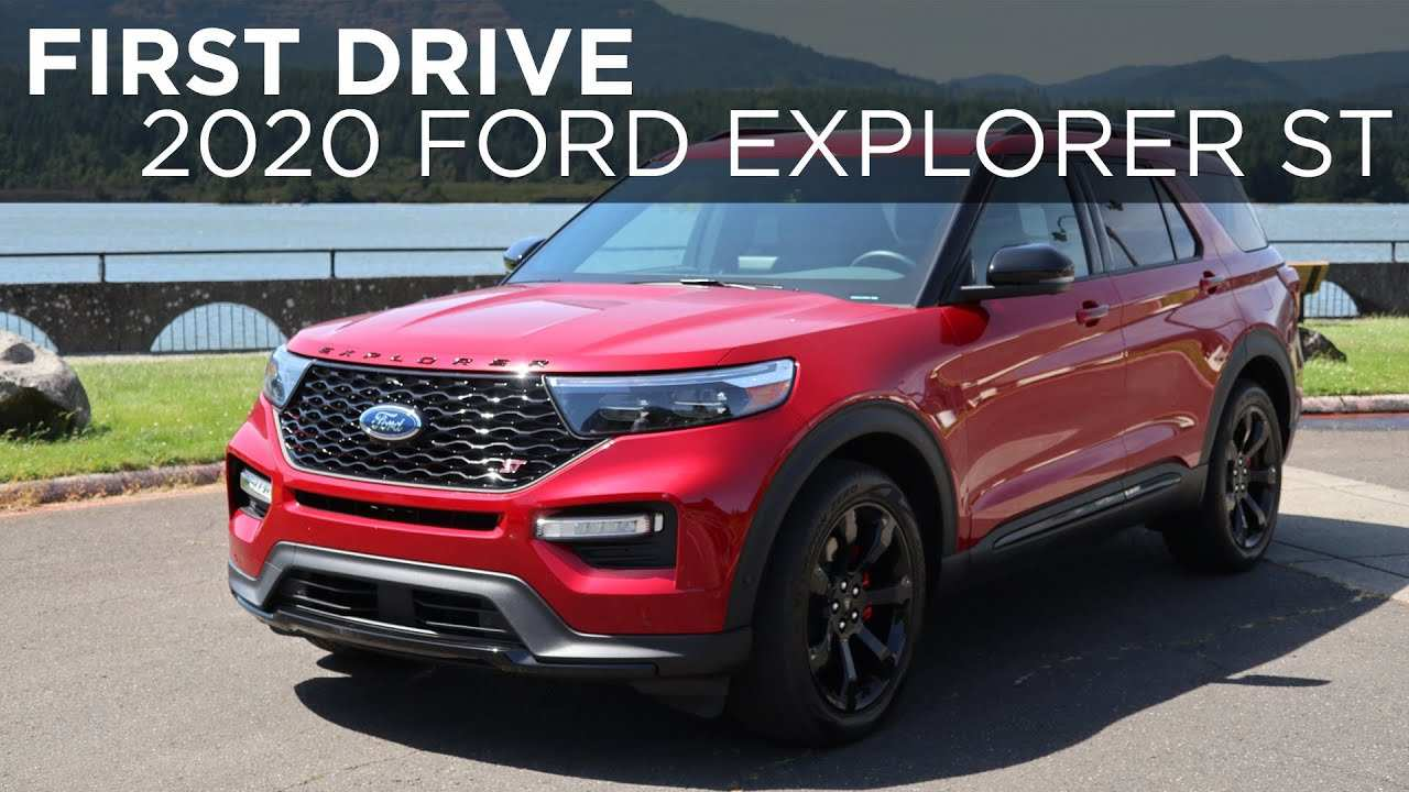 54 New 2020 Ford Explorer Youtube New Review for 2020 Ford Explorer Youtube