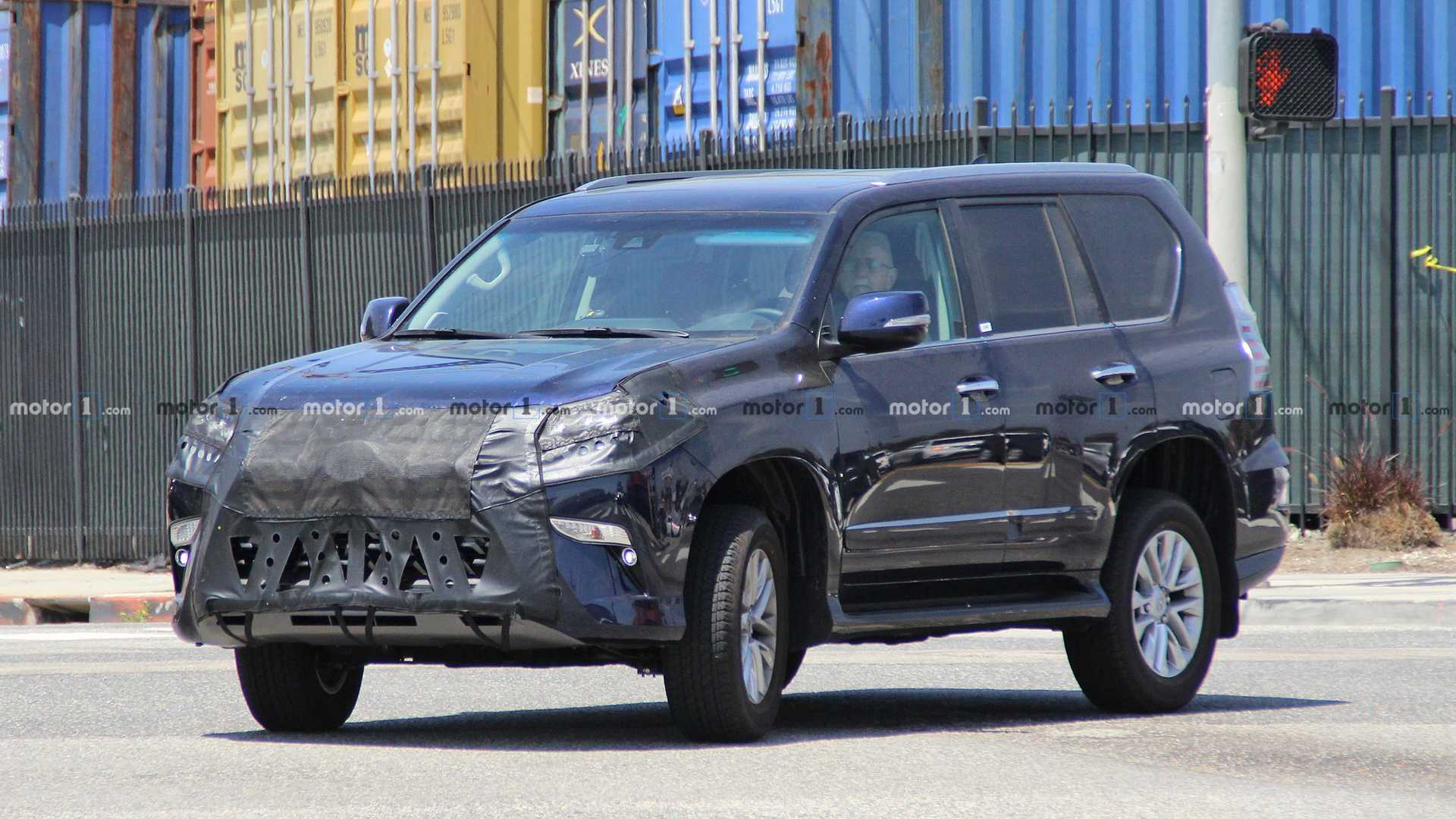 54 New 2020 Lexus Gx 460 Spy Photos Spesification by 2020 Lexus Gx 460 Spy Photos