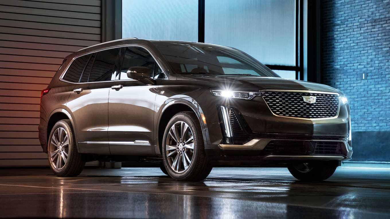 54 New Cadillac Hybrid Suv 2020 Images with Cadillac Hybrid Suv 2020
