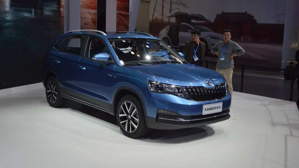 54 The 2019 Skoda Snowman Full Preview Speed Test with 2019 Skoda Snowman Full Preview