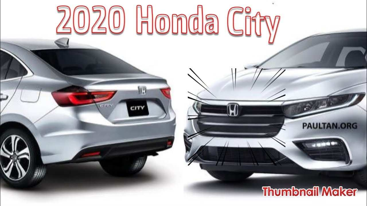 55 All New Honda City 2020 Youtube Concept by Honda City 2020 Youtube