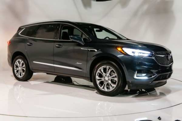 55 Best Review Buick Suv 2020 First Drive by Buick Suv 2020