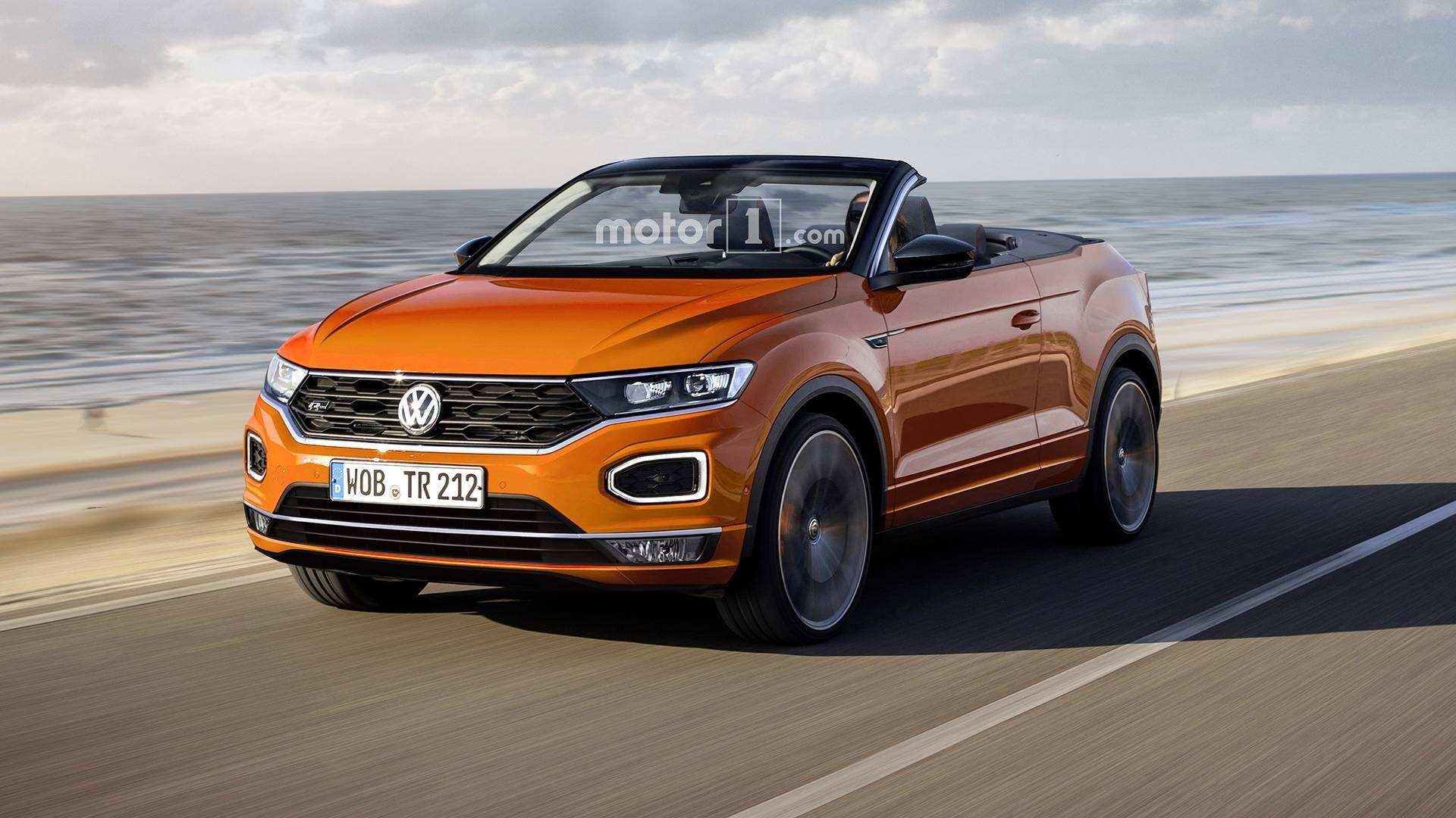 55 Best Review Volkswagen T Roc Cabrio 2020 Price by Volkswagen T Roc Cabrio 2020