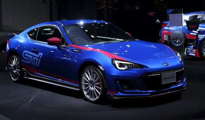 55 Concept of 2019 Subaru Brz Sti Pictures with 2019 Subaru Brz Sti