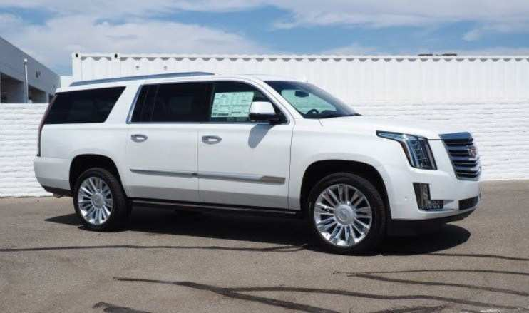 55 Concept of 2020 Cadillac Escalade White Concept for 2020 Cadillac Escalade White