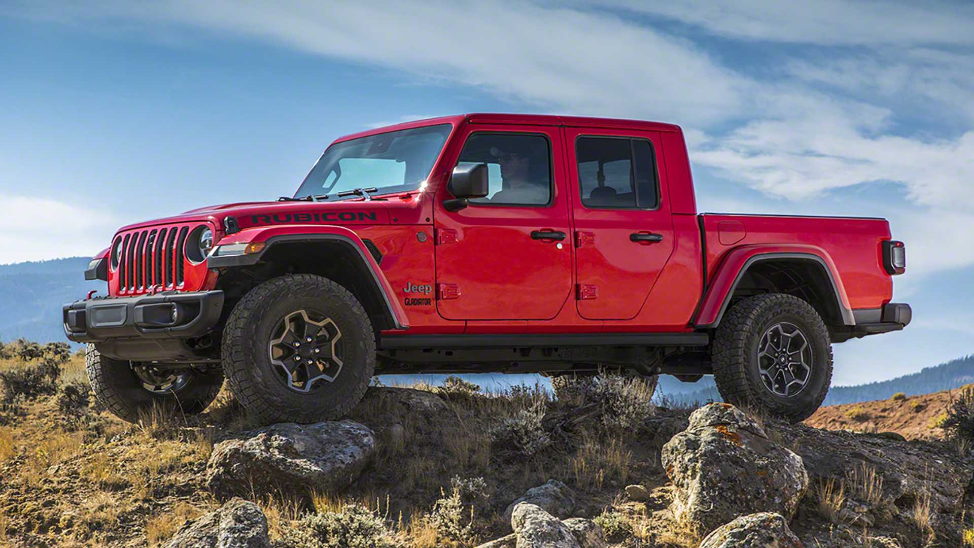 55 Concept of 2020 Jeep Gladiator Fuel Economy Price and Review with 2020 Jeep Gladiator Fuel Economy