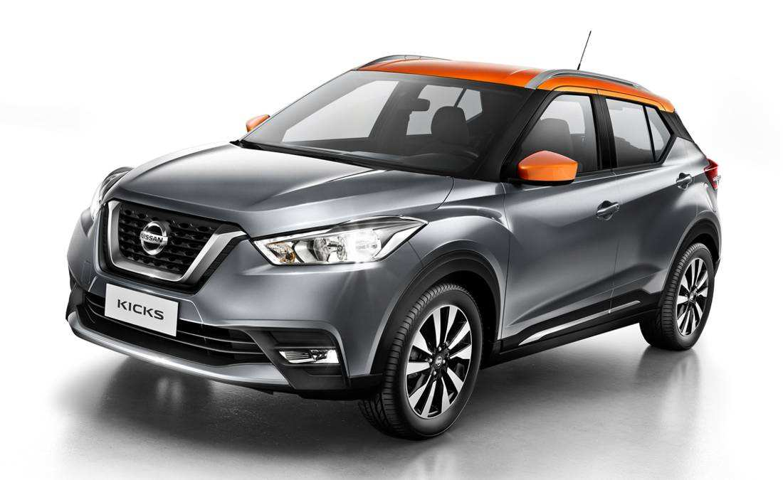 55 Concept of Nissan Kicks 2020 Caracteristicas Model with Nissan Kicks 2020 Caracteristicas
