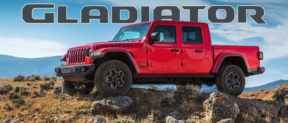 55 Gallery of 2020 Jeep Gladiator Hp Spesification by 2020 Jeep Gladiator Hp