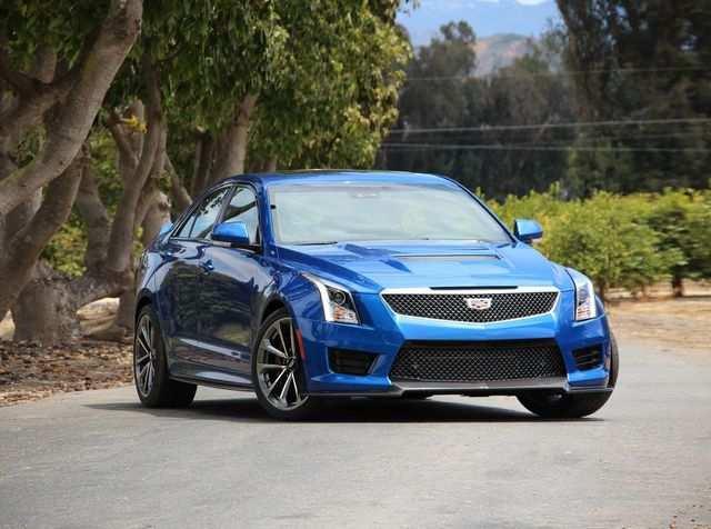 55 Gallery of Cadillac Ats V 2020 Engine for Cadillac Ats V 2020