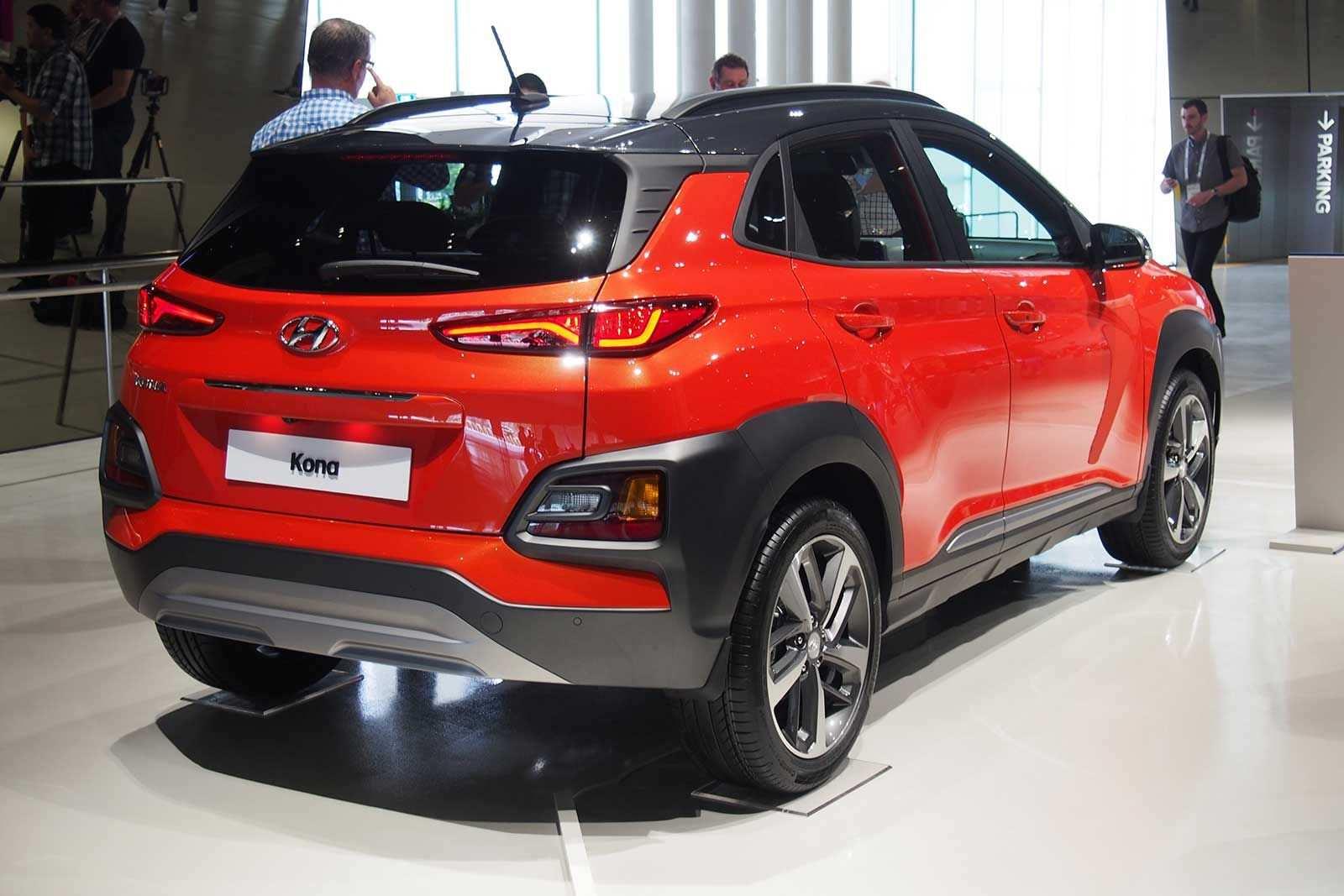 55 Gallery of Hyundai Kona Ev 2020 Prices by Hyundai Kona Ev 2020