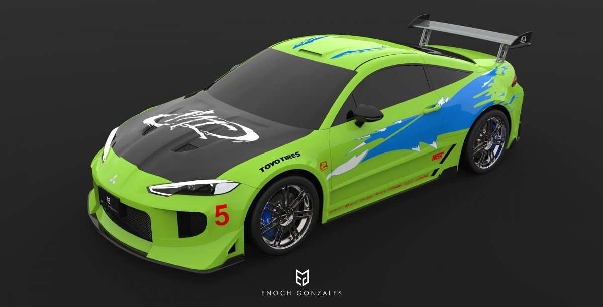 55 Gallery of Mitsubishi Eclipse Coupe 2020 New Review for Mitsubishi Eclipse Coupe 2020