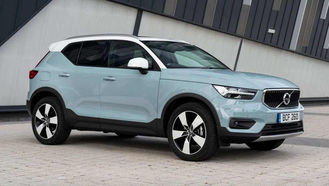 55 Gallery of Volvo Xc40 2020 Release Date Price and Review by Volvo Xc40 2020 Release Date