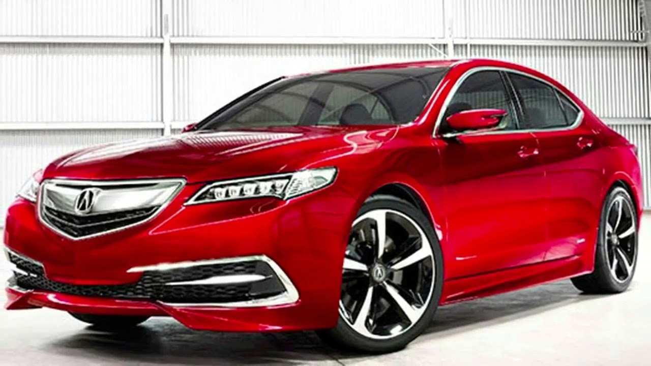 55 Great 2019 Acura Tl Redesign and Concept for 2019 Acura Tl