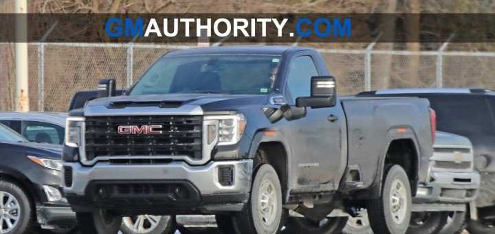 55 Great 2020 Gmc Sierra 2500 Engine Options First Drive with 2020 Gmc Sierra 2500 Engine Options