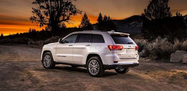 55 New 2020 Jeep Grand Cherokee Hybrid Exterior for 2020 Jeep Grand Cherokee Hybrid