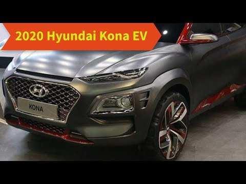 55 New Hyundai Kona Ev 2020 Redesign and Concept by Hyundai Kona Ev 2020