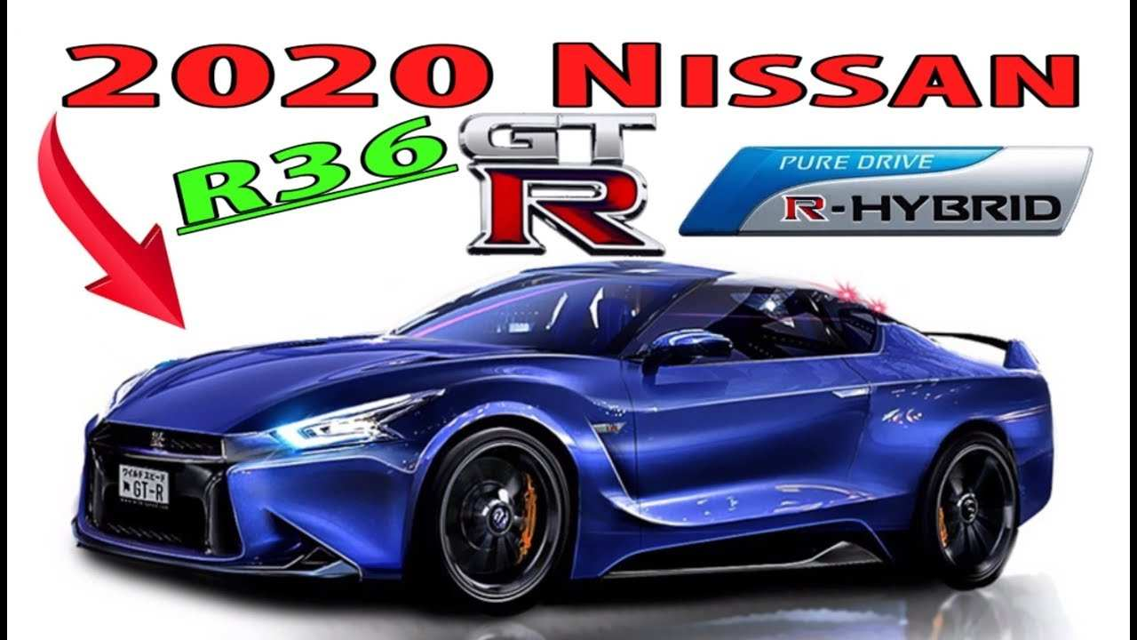 55 New Nissan Gt R 36 2020 Price Redesign and Concept with Nissan Gt R 36 2020 Price