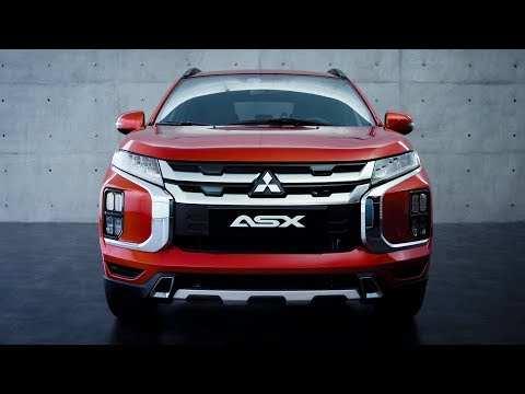55 New Uusi Mitsubishi Asx 2020 Reviews by Uusi Mitsubishi Asx 2020