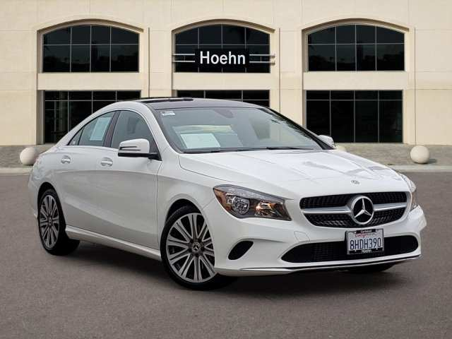55 The 2019 Mercedes Cla 250 Redesign with 2019 Mercedes Cla 250