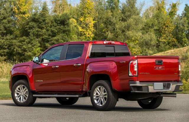 55 The 2020 Gmc Canyon Redesign Images by 2020 Gmc Canyon Redesign