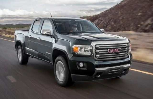 55 The 2020 Gmc Canyon Redesign Picture by 2020 Gmc Canyon Redesign