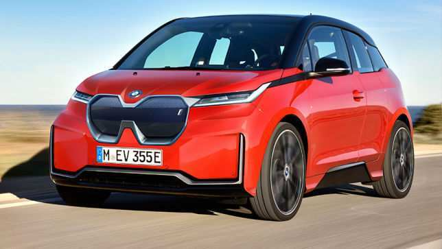 56 All New Bmw I3 New Model 2020 Configurations with Bmw I3 New Model 2020
