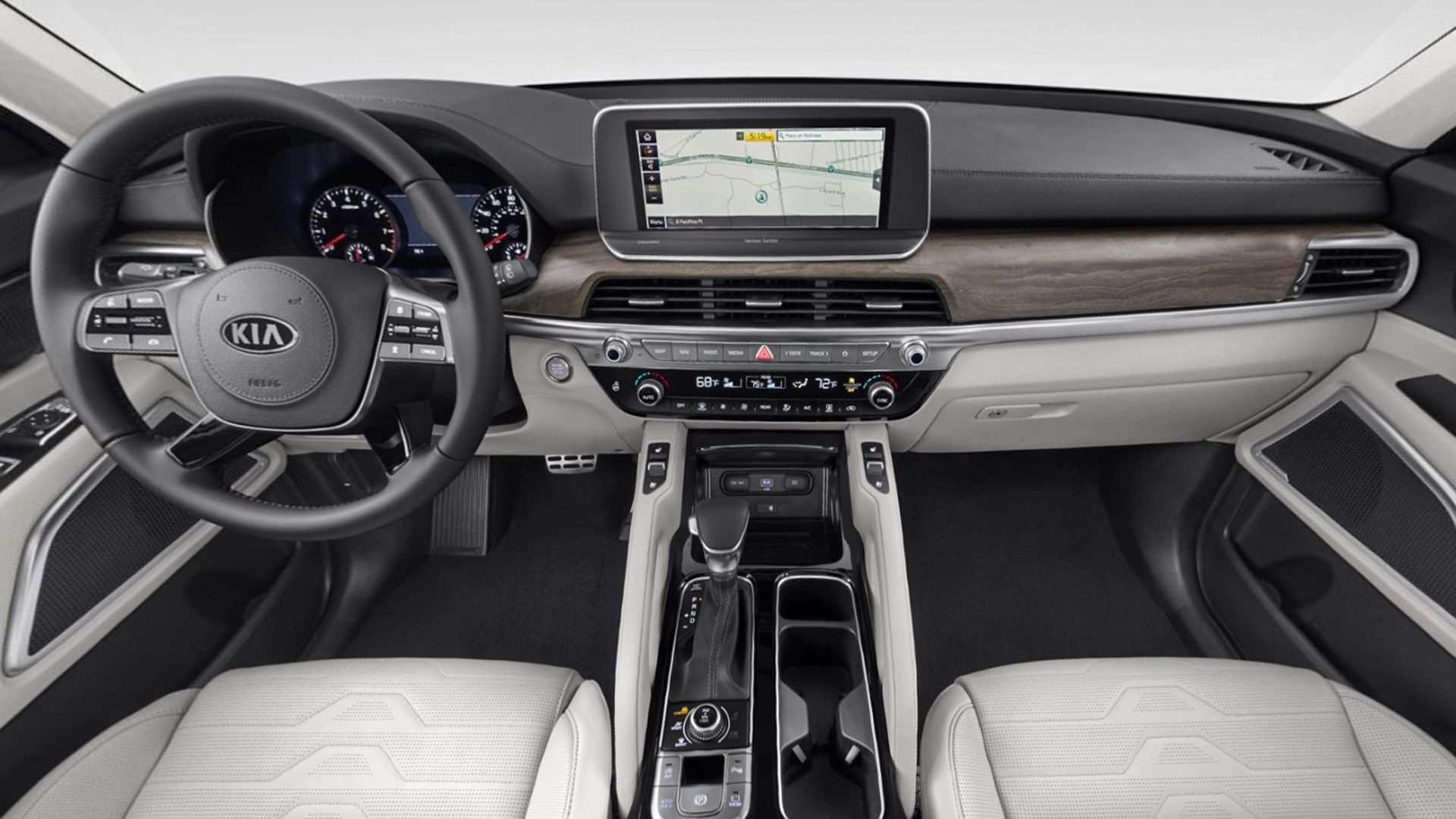 56 All New Kia Telluride 2020 Interior Pictures by Kia Telluride 2020 Interior