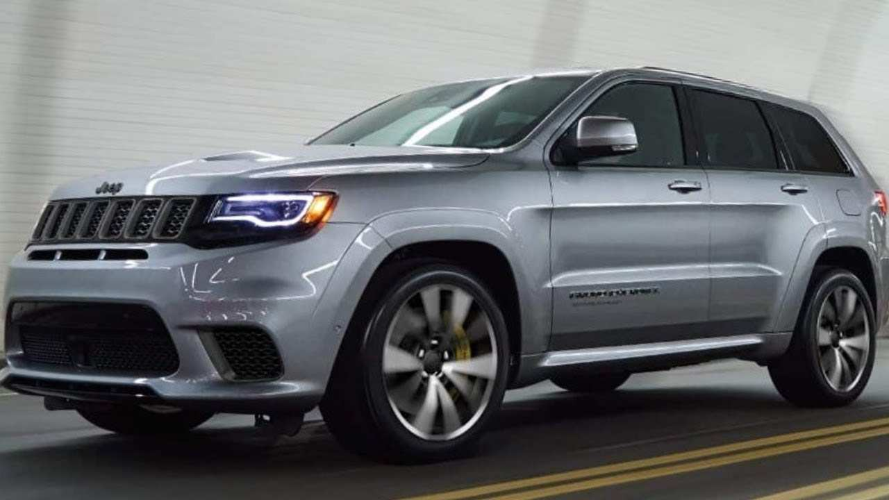 56 Best Review 2020 Jeep Grand Cherokee Hybrid Redesign by 2020 Jeep Grand Cherokee Hybrid