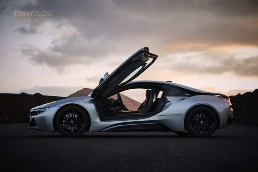 56 Best Review Bmw I8 2020 Exterior with Bmw I8 2020