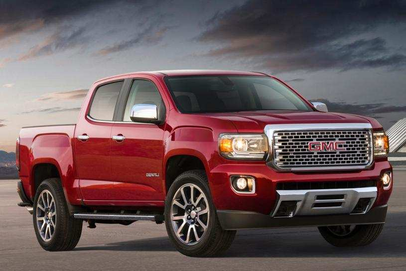 56 Concept of 2019 Gmc Canyon Denali Performance and New Engine by 2019 Gmc Canyon Denali